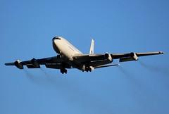 Boeing 707 Omega Tanker N707MQ