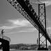Lisboa, Ponte 25 de Abril by gerard eder