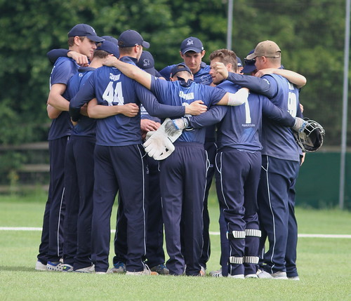 Oxon Cricket v Bucks CCC