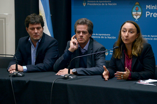 Argentina y la FAO refuerzan su compromiso para disminuir la pérdida y desperdicio de los alimentos