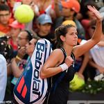 Julia Goerges, Serena Williams