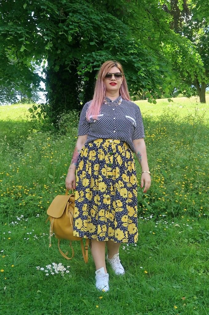 Outfit vintage e lili la tigresse  (2)