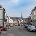 Monnow Street, Monmouth, Wales. UK