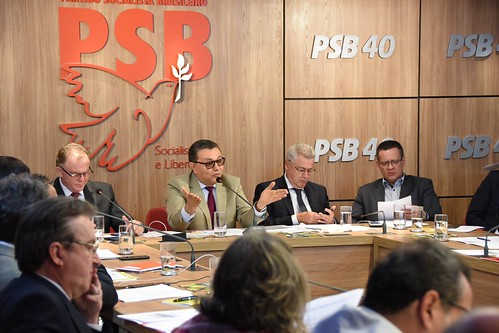 Reunião da Comissão Executiva Nacional - 11/6/2018