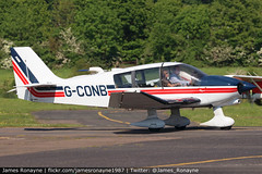 G-CONB | Robin DR400/180 | Private