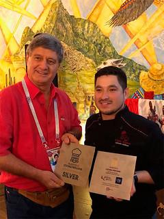 A un día de la inauguración del Mundial de Fútbol en Rusia, Promperú y la Universidad San Ignacio de Loyola, certificaron el primer restaurante peruano en el mundo en Moscú