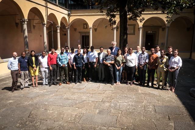 180618 FSR - Enel Foundation - Open Africa Power - Mini Alumni Meeting