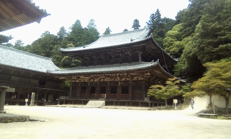 Daikodo, Mount Shosha, Himeji, Japan