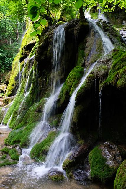 Beuşniţa Falls, Nera Gorge-Beușnița National Park, Romania