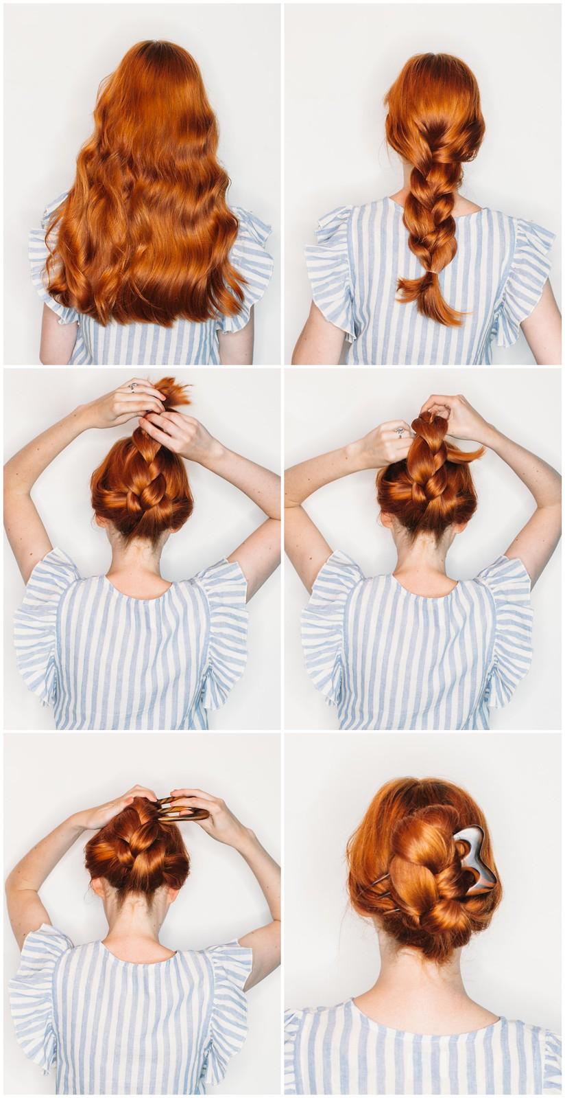 saya designs hair tutorial