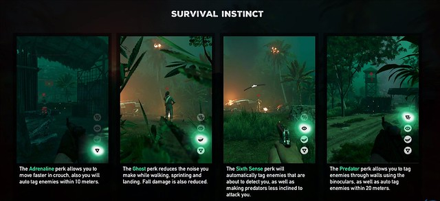 Far Cry 5 Darkness soatlari - Survival Instinct