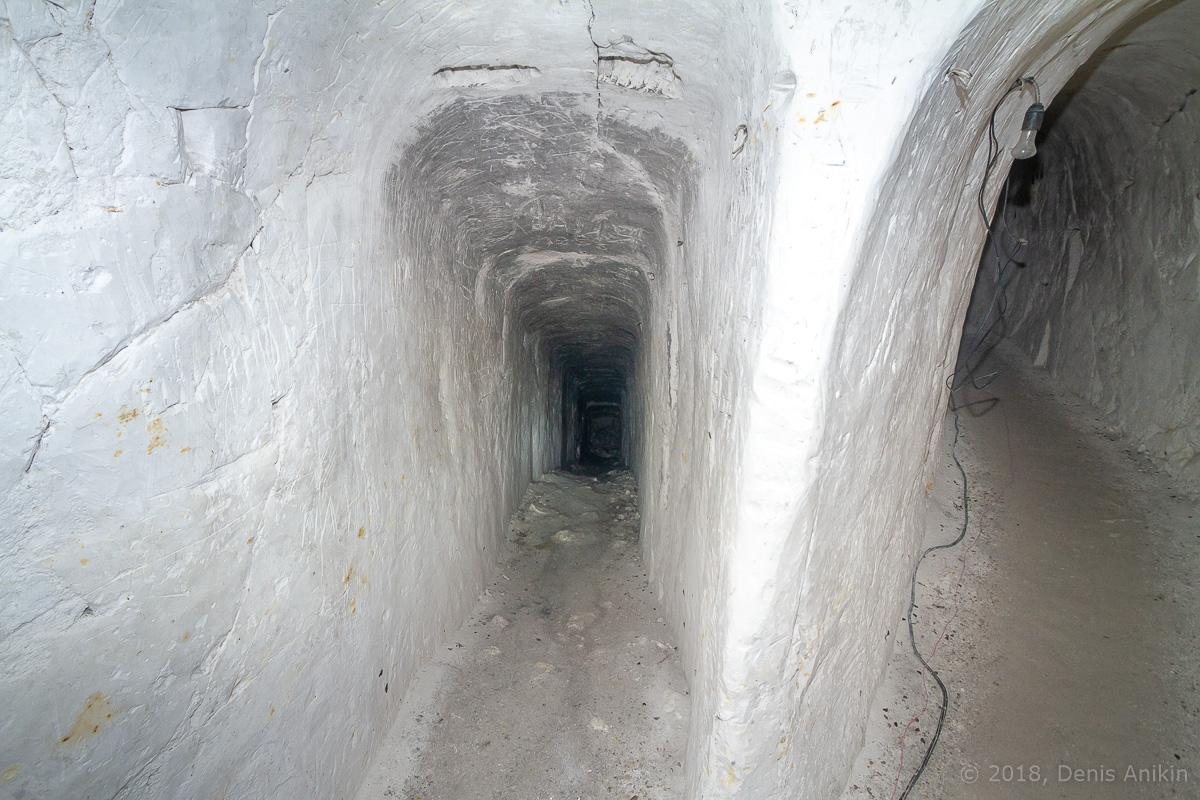 Внутри пещерной церкви Дивногорского монастыря фото 22