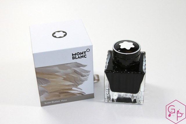Montblanc Swan Illusion Plume Ink Review @AppelboomLaren @Montblanc_World 7