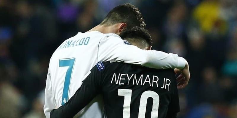 Madrid Bukan Hanya Punya Ronaldo Tapi Neymar Tetap di Sambut di Bernabeu