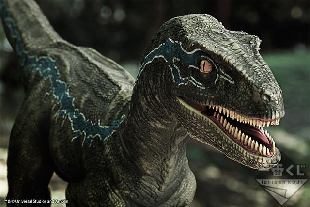 恐龍迷準備開抽!一番賞《侏羅紀世界:殞落國度》一番くじ ジュラシック・ワールド/炎の王国