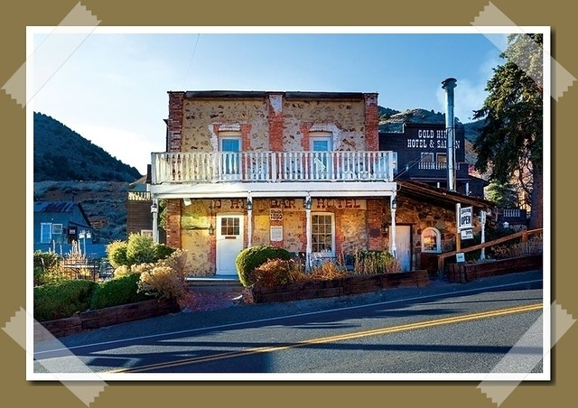 Gold Hill Hotel - Virginia City