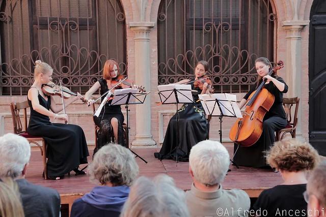 Casa del Quartetto 2018 Reggio Emilia