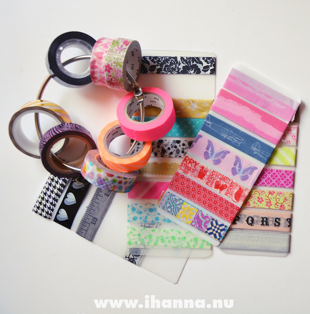 Washi Tape storage ideas - and swap?!