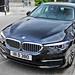 BMW 5-series G30 - 181 D 380 - Iran Diplomat