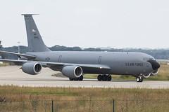 Geilenkirchen ETNG 2018 : USAF KC-135R 62-3524 Alaska ANG