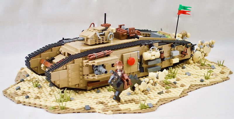The Last Crusade Tank