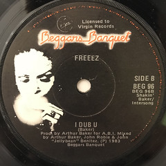 FREEEZ:IOU(LABEL SIDE-B)
