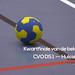 Kwartfinale Bekerwedstrijd CVO Dames 1