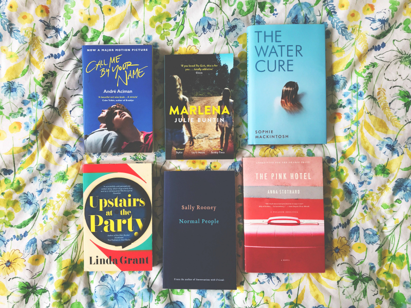 spring and summer tbr vivatramp blog