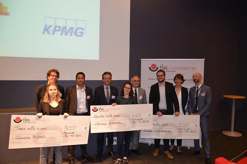 Cérémonie de remise des prix Audit - Parcours DSCG