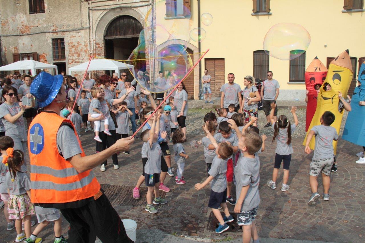 Strabrivio Sforza: Metterci il cuore, fin da piccoli!