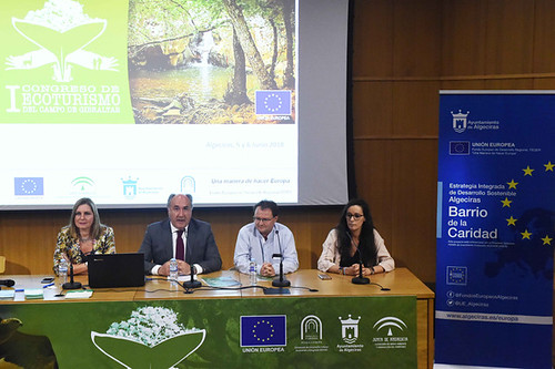 1-CLAUSURA DEL I CONGRESO DE ECOTURISMO DEL CAMPO DE GIBRALTAR1