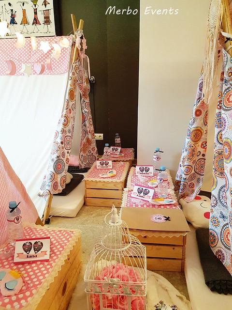 tiendas de pijama party merbo events
