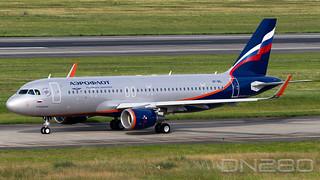Aeroflot A320-214 msn 8234