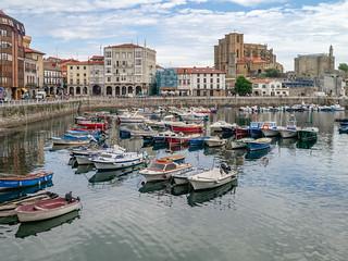 Hafen Castro Urdiales