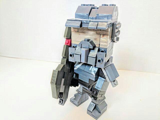 Kubro Fred 104 From Halo Legends The Bloks Forum