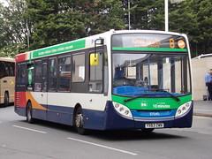 Stagecoach Midlands ADL Enviro 200 37045 YX63 ZWN