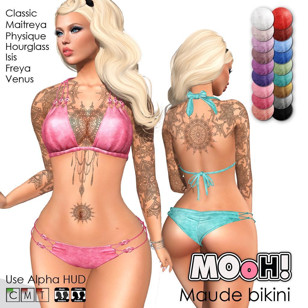 Maude bikini