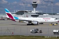 Eurowings A330-200 D-AXGA @ MUC