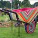 Crochet Wheelbarrow