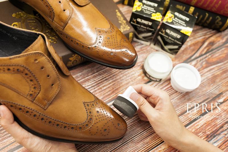 皮鞋鞋油保養技巧
