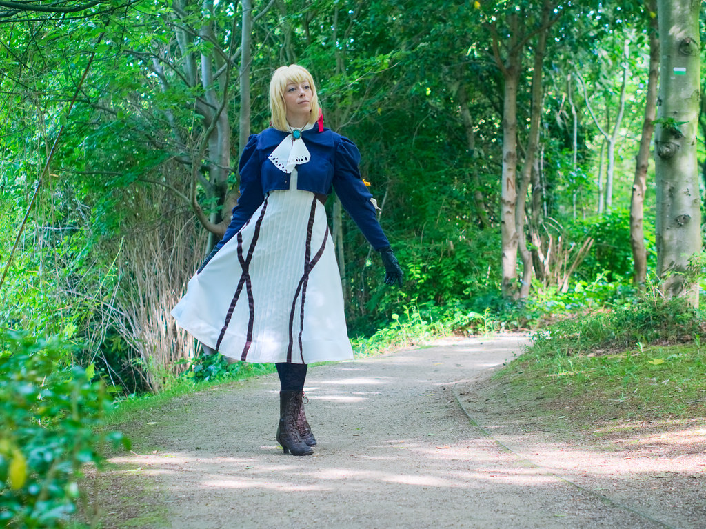 related image - Shooting Violet Evergarden - Enaelle's Arts - Parc Matisse - Lille - 2018-05-27- P1266245