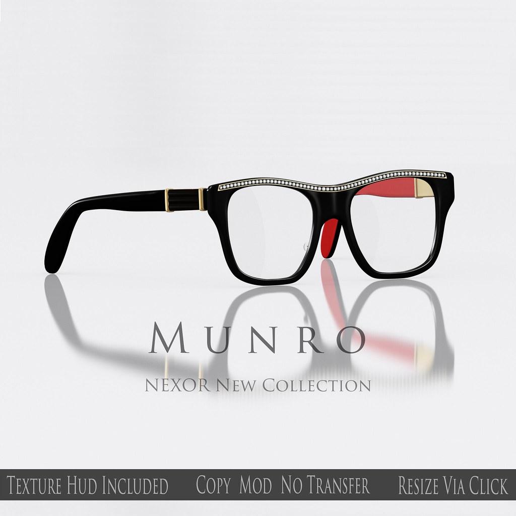 NEXOR - Munro Shadez - Ad - TeleportHub.com Live!