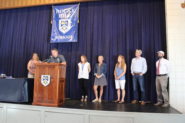 Spring 2018 Athletic Awards