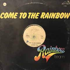 RAINBOW TEAM:COME TO THE RAINBOW(JACKET A)