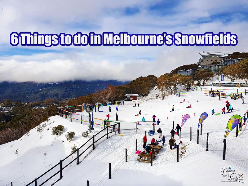 melbourne snowfields
