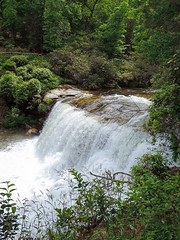 French Broad & Mill Shoals Falls