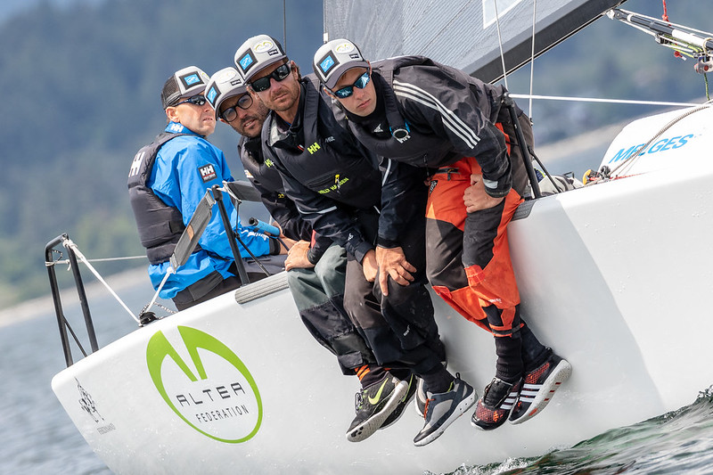 2018 - Victoria, CAN - Melges 24 World Championship