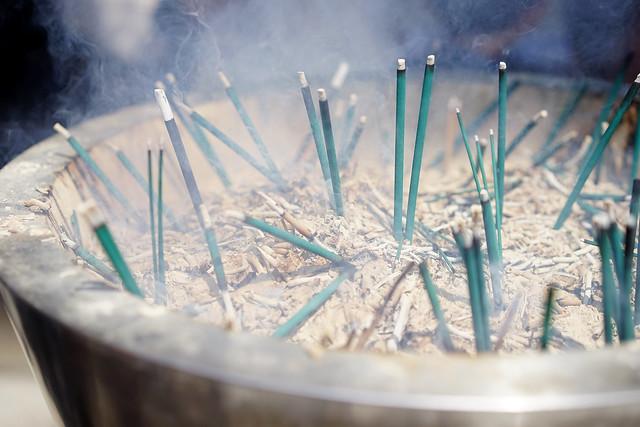 Incense smoke, To-ji