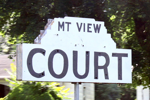 mtview mountainview va virginia shenandoahcounty us11 leehighway court motel neon sign bmok forevermoorewed