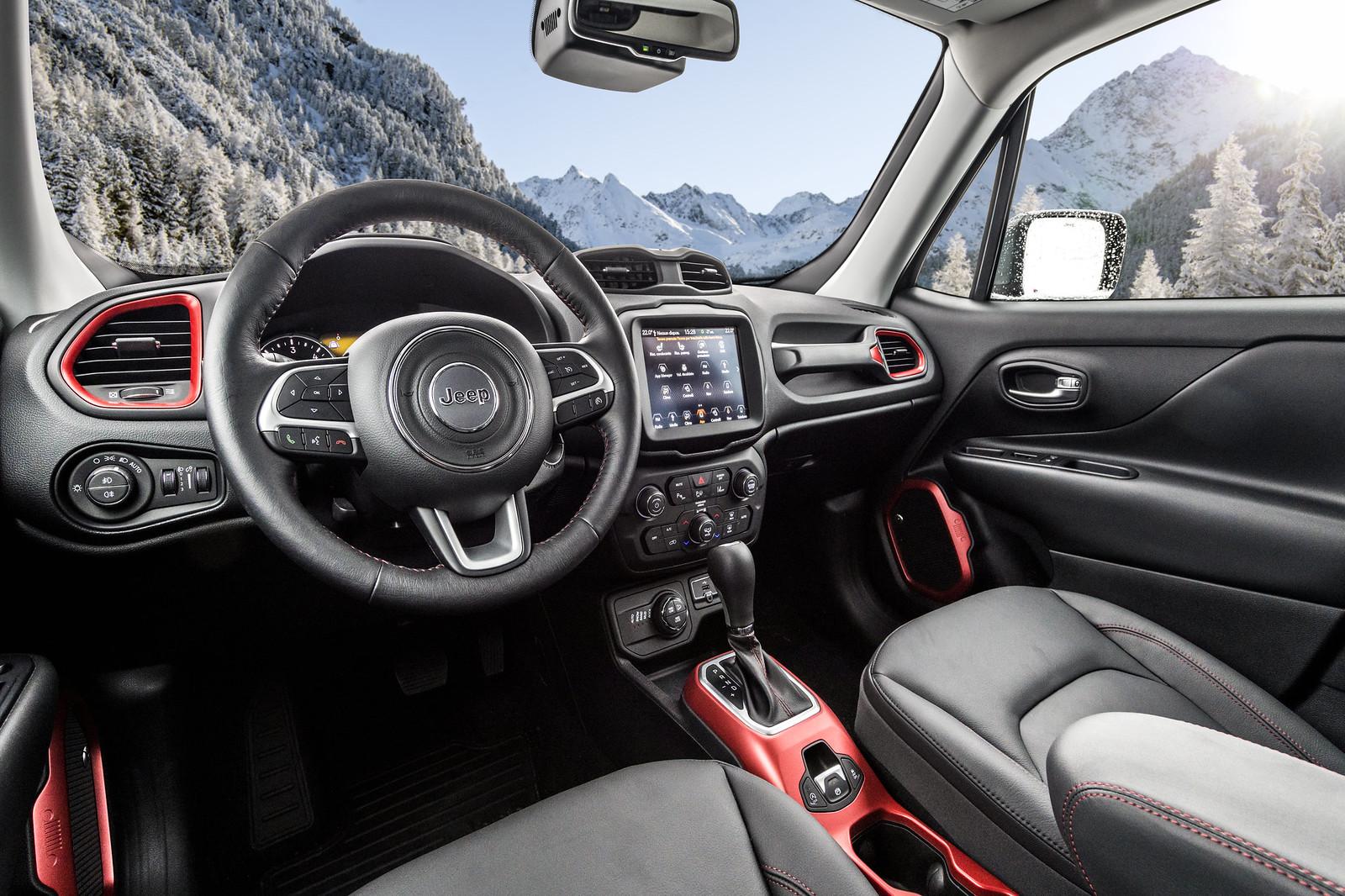 Carsdrive Cordoba Renegade 2019 Leve Retoque Y Nuevos Motores